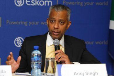 WATCH LIVE: Former Eskom CFO Anoj Singh testifies at Zondo commission