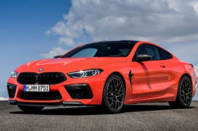 Can BMW M8 Competition's go match the show?