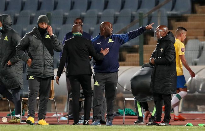 Dear Baroka players and Pitso, it ends on the field