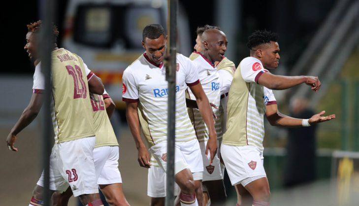 Blow by blow: Stellenbosch vs Swallows FC