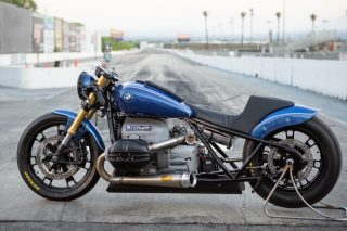 Biking with Bones – BMW R18 Dragster breaks cover - The Citizen