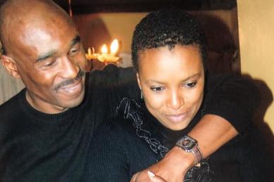 Bob Mabena's ex, Zandi Nhlapo, shares touching moment of their time together