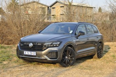 Volkswagen Touareg an example of understated excellence