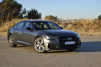 Audi S6 a performance era throwback done right
