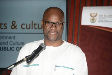 Mthethwa apologises for 'offensive' tweet as artists say #NathiMustGo