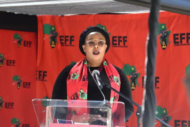 LIVE: EFF Women's Day virtual rally