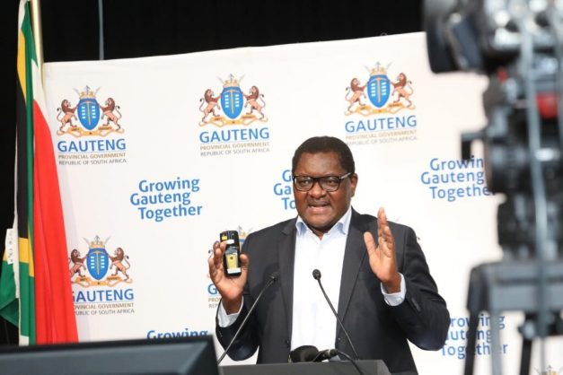 Gauteng health officials identified in SIU probe into PPE graft – Makhura
