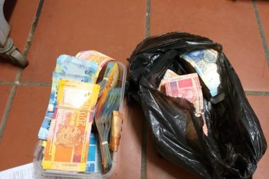 PICS: Cops seize drugs, tobacco products worth R1m and 'abandoned' cash