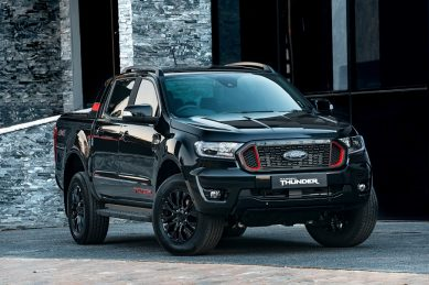 Thunder(ous) Ford Ranger makes landfall along with revised XLS and XLT