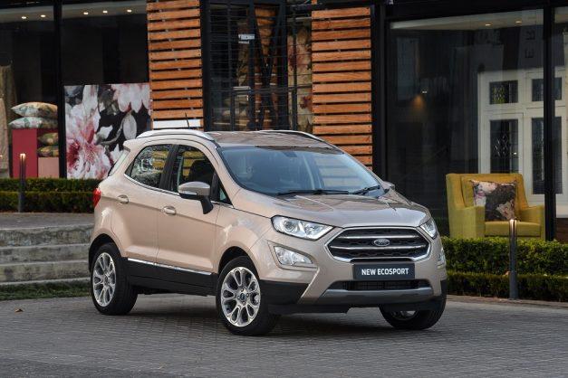 Numbers battle: Ford EcoSport vs Hyundai Venue vs Volkswagen T-Cross