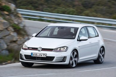 Volkswagen Golf GTI king of the hot hatches
