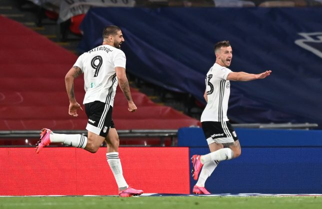 Fulham beat Brentford to reach Premier League promised land