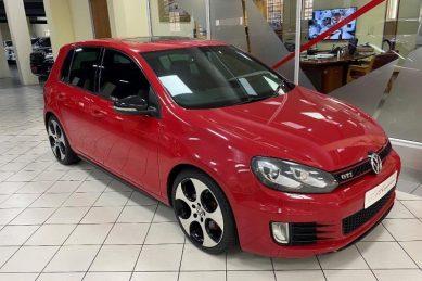 Get a Volkswagen Golf 6 GTI from R139 999
