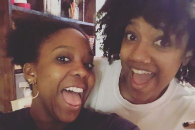 Two single mom best friends move in together to co-mother their kids