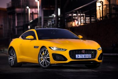 Facelift Jaguar F-Type re-priced in lieu of more all-paw gripping models