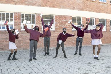 Karoo learners thrown a Covid-19 academic lifeline with free tablets and monthly data