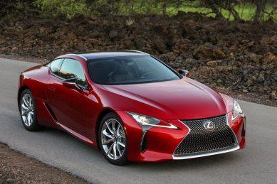 V8 engine development at Toyota allegedly stopped