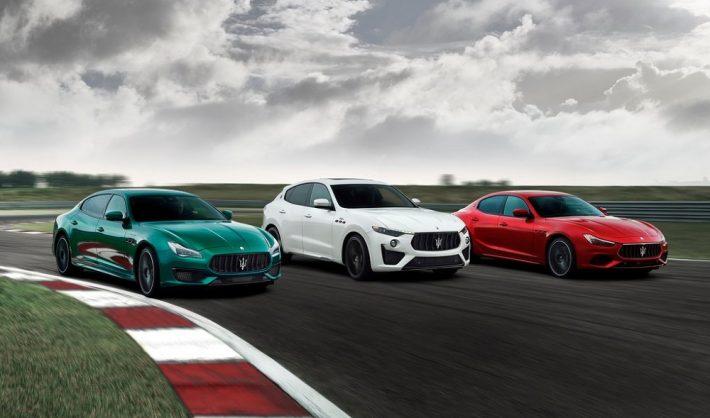 Maserati Ghibli and Quattroporte receive Trofeo touches