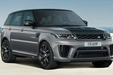 Carbon edition Range Rover Sport SVR coming to South Africa