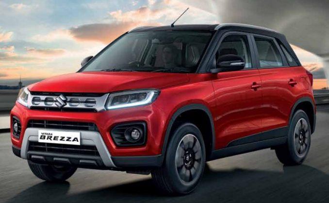 Urban Cruiser it is as Toyota confirms unwrapping of rebadged Suzuki Vitara Brezza next month