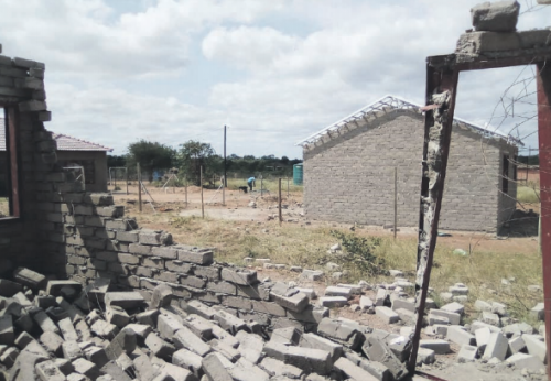 Limpopo RDP houses 'fall apart' after storm