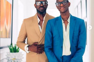 Black Coffee shares heartfelt message for son's 21st birthday
