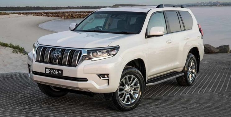 Powered-up Toyota Prado priced Down Under, no word yet about South Africa