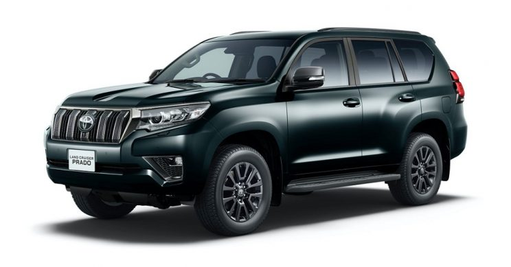 Powered-up Toyota Land Cruiser Prado hits Japan, no word yet about South Africa