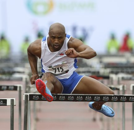 Hurdles star Alkana adjusts to 'new normal' after returning to the track