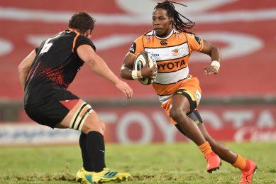 'No hard feelings' as Maxwane looks to grow with Lions