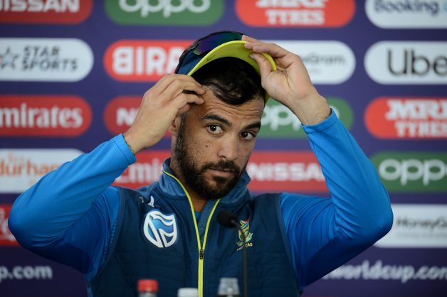 Duminy says Proteas team was split by racial division