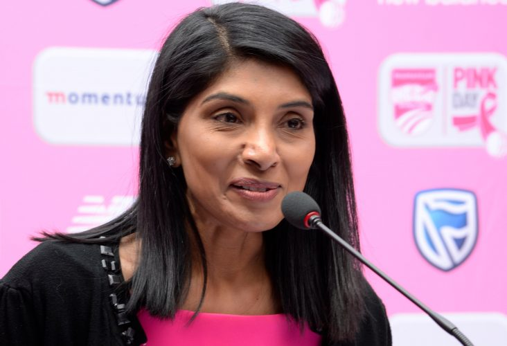 Newly appointed CSA acting CEO Kugandrie Govender