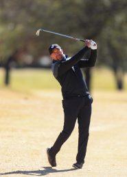 Darren Fichardt in action at Killarney Country Club