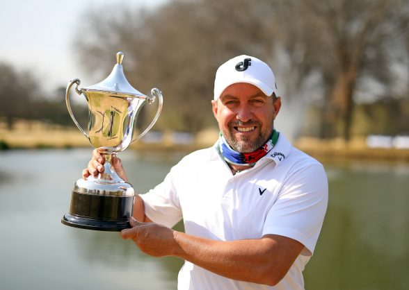 Fichardt relies on experience to win Betway Championship