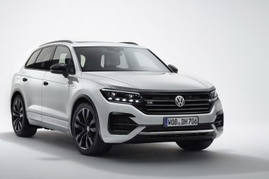 Volkswagen says goodbye to short-lived V8 TDI with Touareg Last Edition