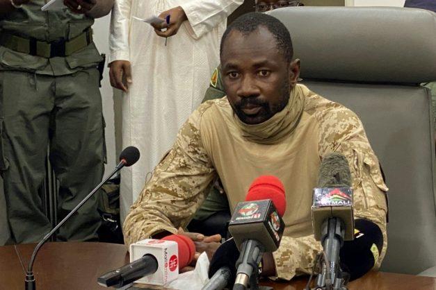 Mali junta wants three-year military rule, agrees to free president