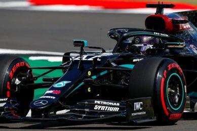 Hamilton grabs pole position for British Grand Prix