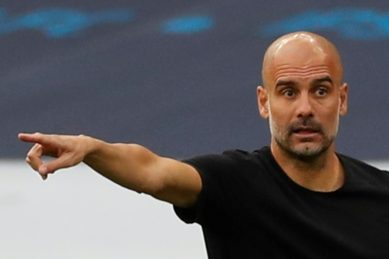 Guardiola says City are 'ready' for Real Madrid test