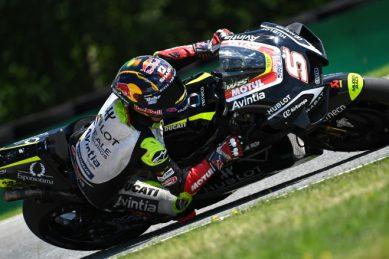 Zarco pips Quartararo for Czech MotoGP pole