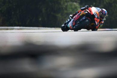 Brad Binder and KTM looking to exploit home advantage in rainy Austria