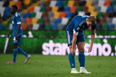 Juventus defender De Ligt to miss start of season after shoulder surgery