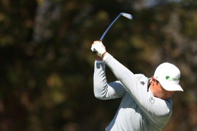 China's Li leads PGA Championship, as SA's Frittelli hangs on