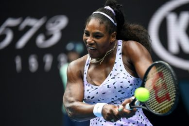 Williams made to work for win on WTA return