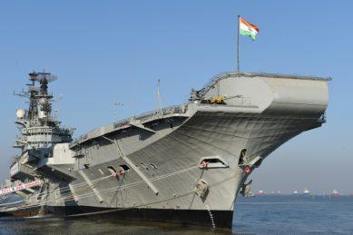 India may turn former British flagship into motorbikes