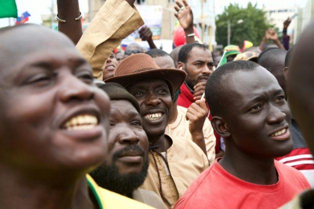 Mali ministers end symbolic visit to ex rebel bastion