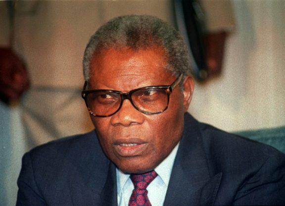 Ex-Congo president Lissouba dies at 88