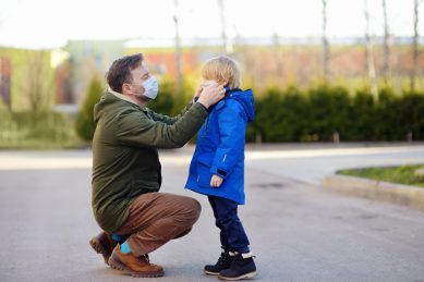 8 tips for fathers navigating their new normal