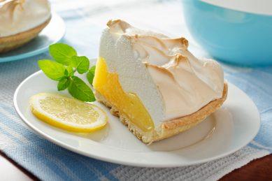 A lemon meringue pie recipe to celebrate the day