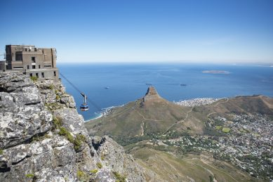 Table Mountain Cableway welcoming back visitors soon