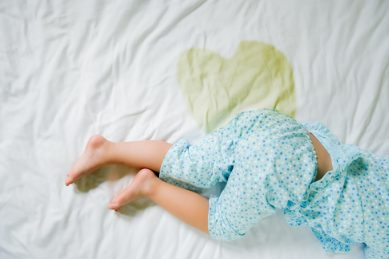 Here is how you can manage nap and sleep-time accidents when potty training